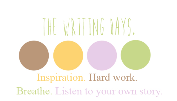 Blog makeover colour scheme