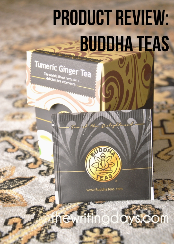 The Writing Days / Product Review: Buddha Teas